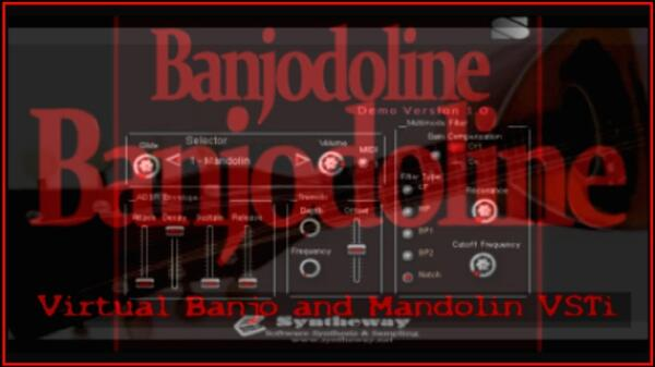 Banjodoline Virtual Banjo And Mandolin VSTi Plugin Photo Art