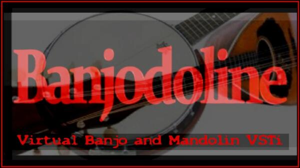 Banjodoline Virtual Banjo And Mandolin VSTi Software Banjolin Electric Mandolin Octave Mandolin VSTi Logo
