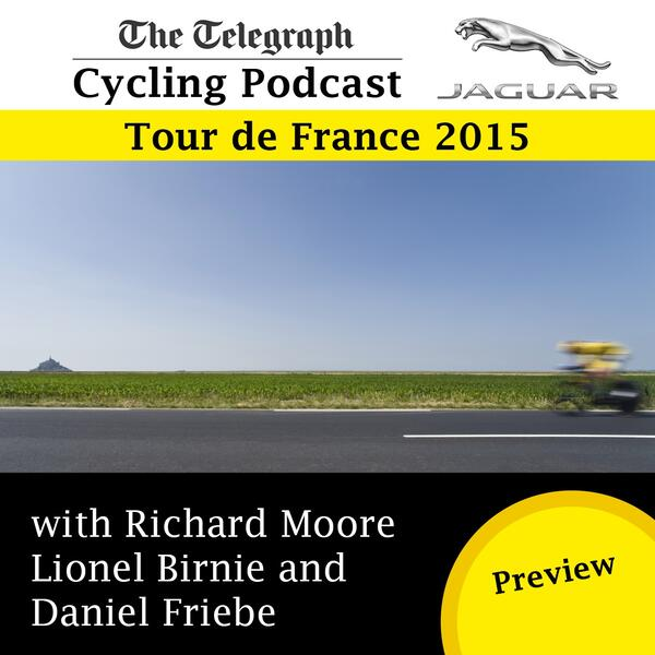 Tour de France preview show logo