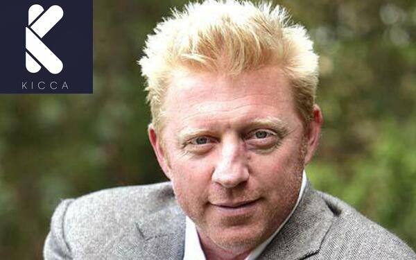 Boris becker audio cover