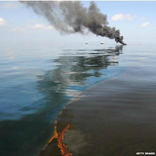 BP oil spill Getty Images FOR AUDIOBOOM WITH WATERMARK