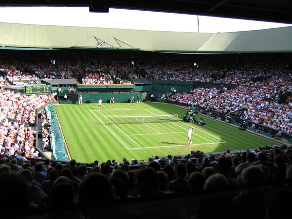 Centre Court Wimbledon 2