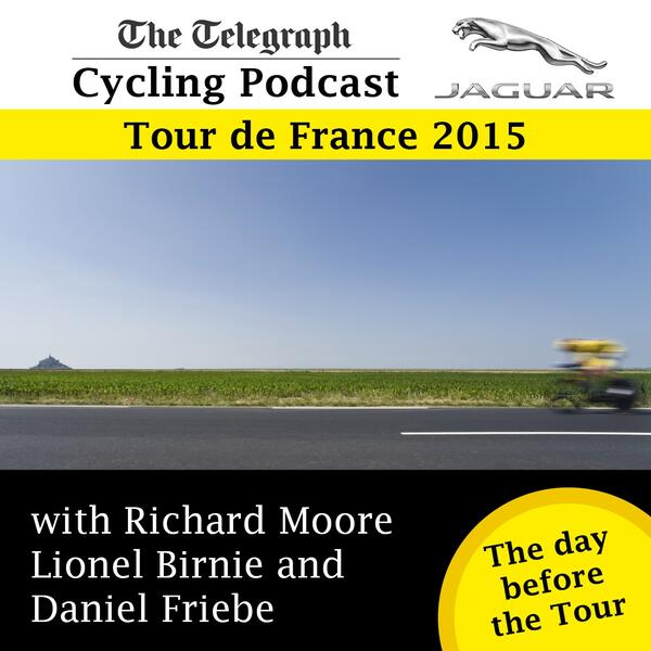 Tour de France The Day Before logo