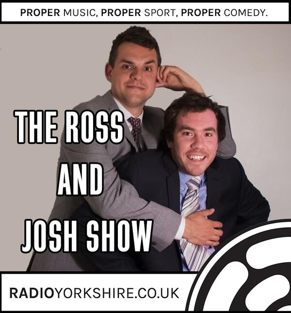 JOSH AND ROSS POSTER 2