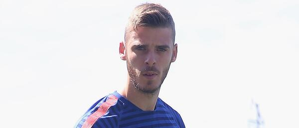 De Gea audio