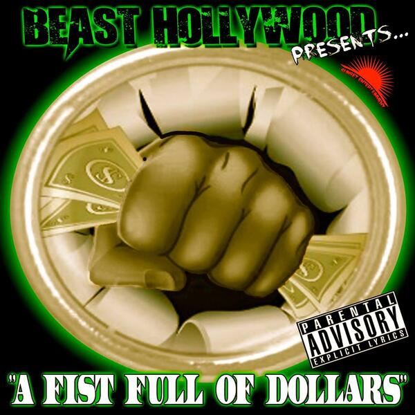 COVER FOR A FIST FULL OF DOLLARS