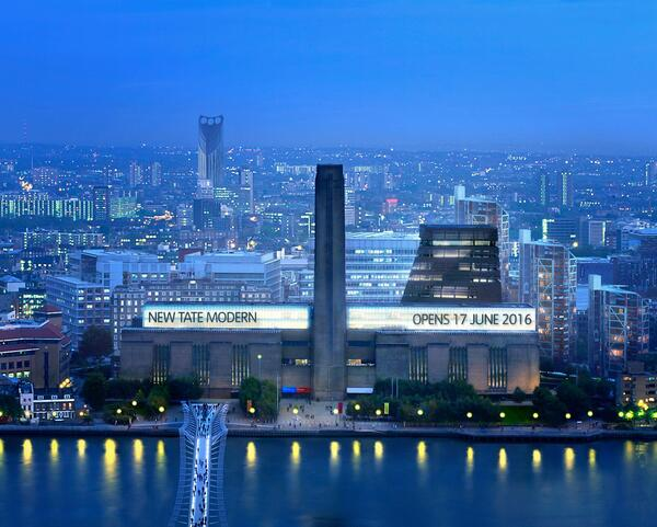 the new tate modern image 1 hayes davidson and herzog de meuron