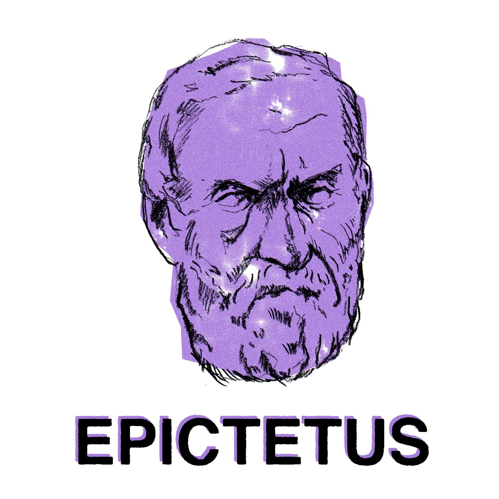 life under stoicism epictetus The difficulty in living life as a stoic life as a stoic is one focused on improving the world in more specific terms, epictetus believed the purpose of moral philosophy was to help show people the way to lead better lives.