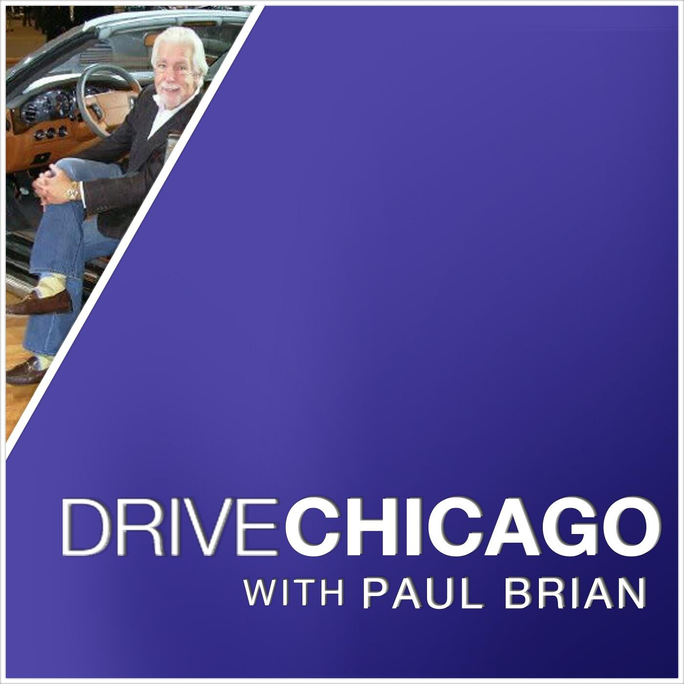 Drive Chicago with Paul Brian