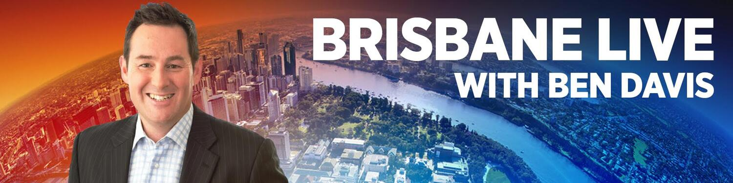 4BC Brisbane Live with Ben Davis