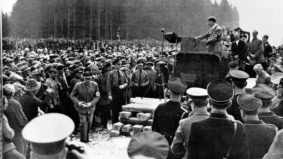 an analysis of the holocaust as a product of hatred and prejudice by adolf hitler Adolf hitler's father, alois hitler was an austrian custom official adolf hitler's mother klara polzl had six children, but only adolf hilter and his sister during the world war i, adolf hitler volunteered to serve in bavarian army as an austrian in 1918, he was temporary blind by a mustard gas attack.