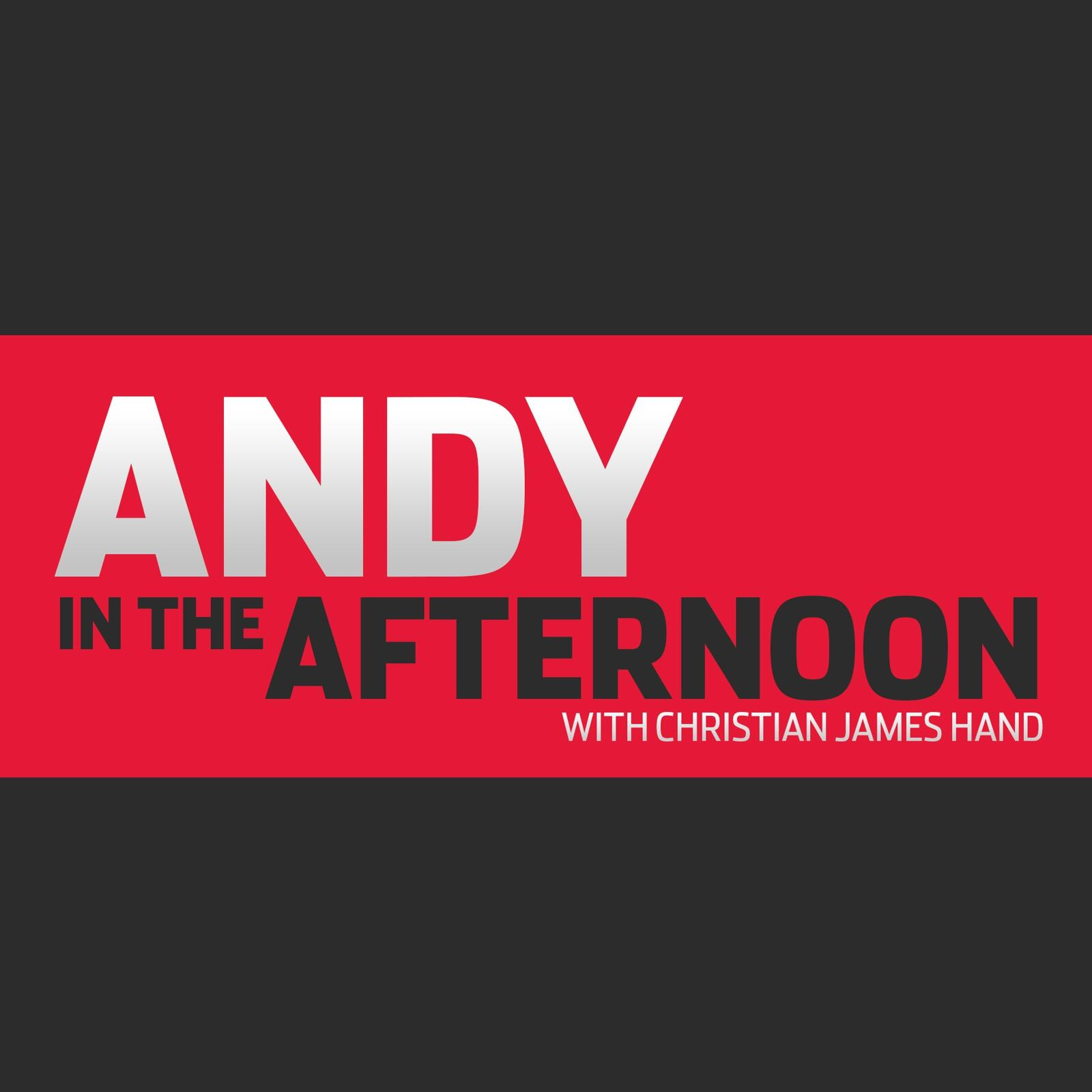 Andy in the Afternoon