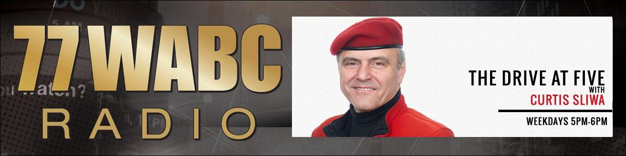 The Drive at Five with Curtis Sliwa
