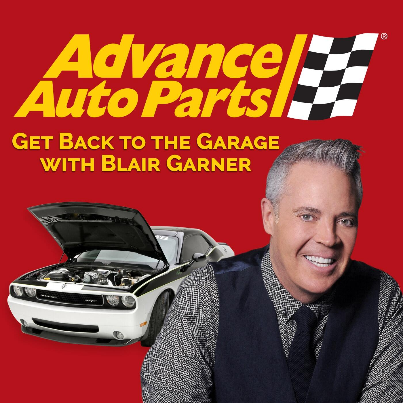 Get Back to the Garage with Blair Garner