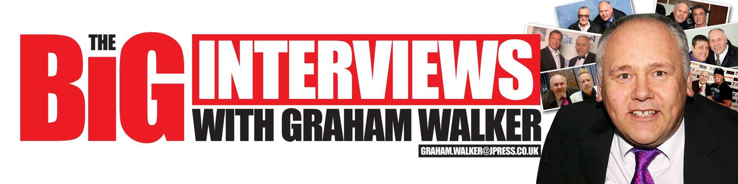 The Big Interviews with Graham Walker