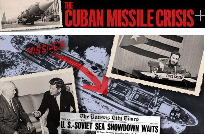 the events of the cuban missile crisis in the 1960s