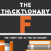 thicktionary letters F