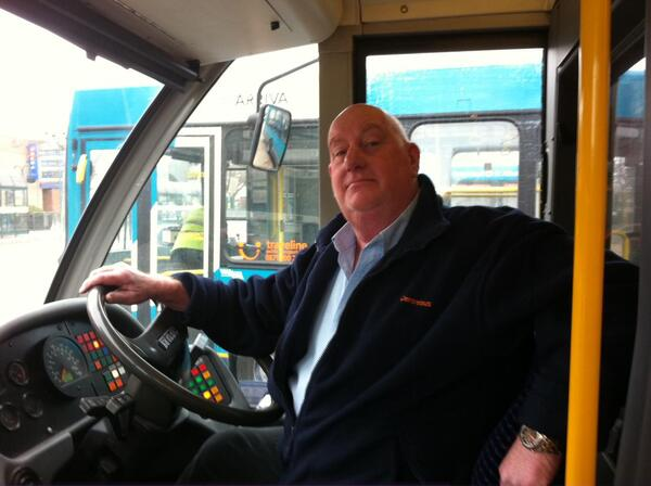 photo bus driver keith