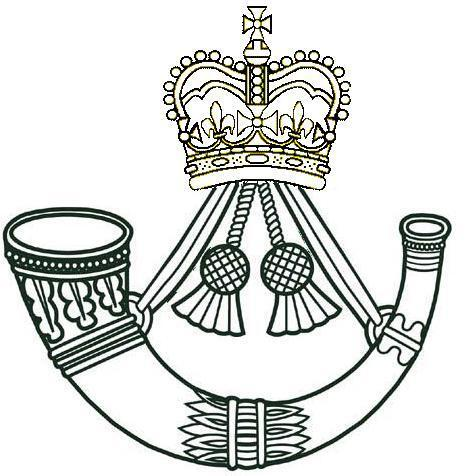 Rifles cap badge