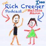 The Rich Creeger Podcast with Melissa Mann