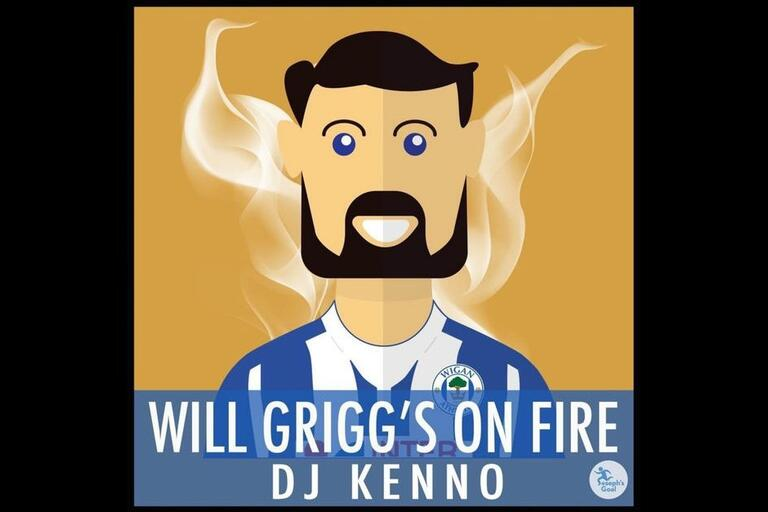 will griggs on fire blonde