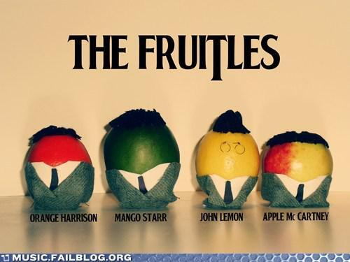 All You Need is Fruit