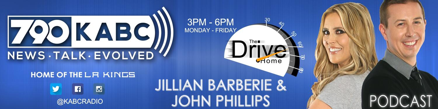 The Drive Home with Jillian Barberie and John Phillips