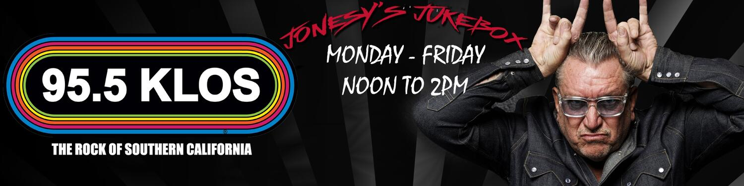Jonesy's Jukebox