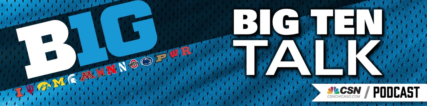 Big Ten Talk Podcast