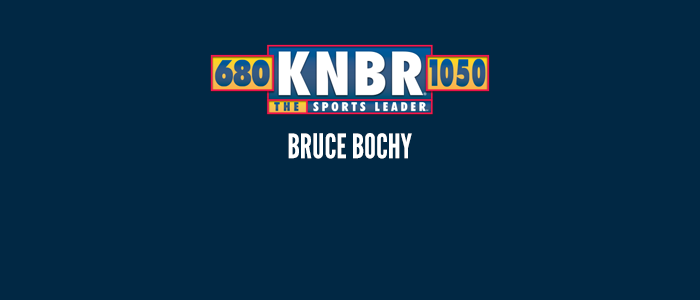 9-22 The Bruce Bochy Show