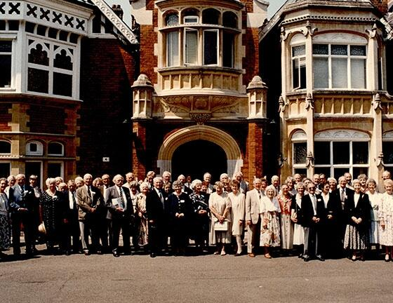 The Party that Saved Bletchley Park