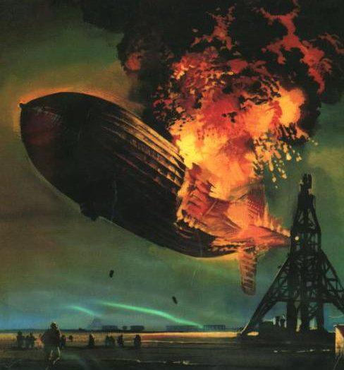 Hindenburg-Disaster