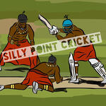 Silly Point Cricket