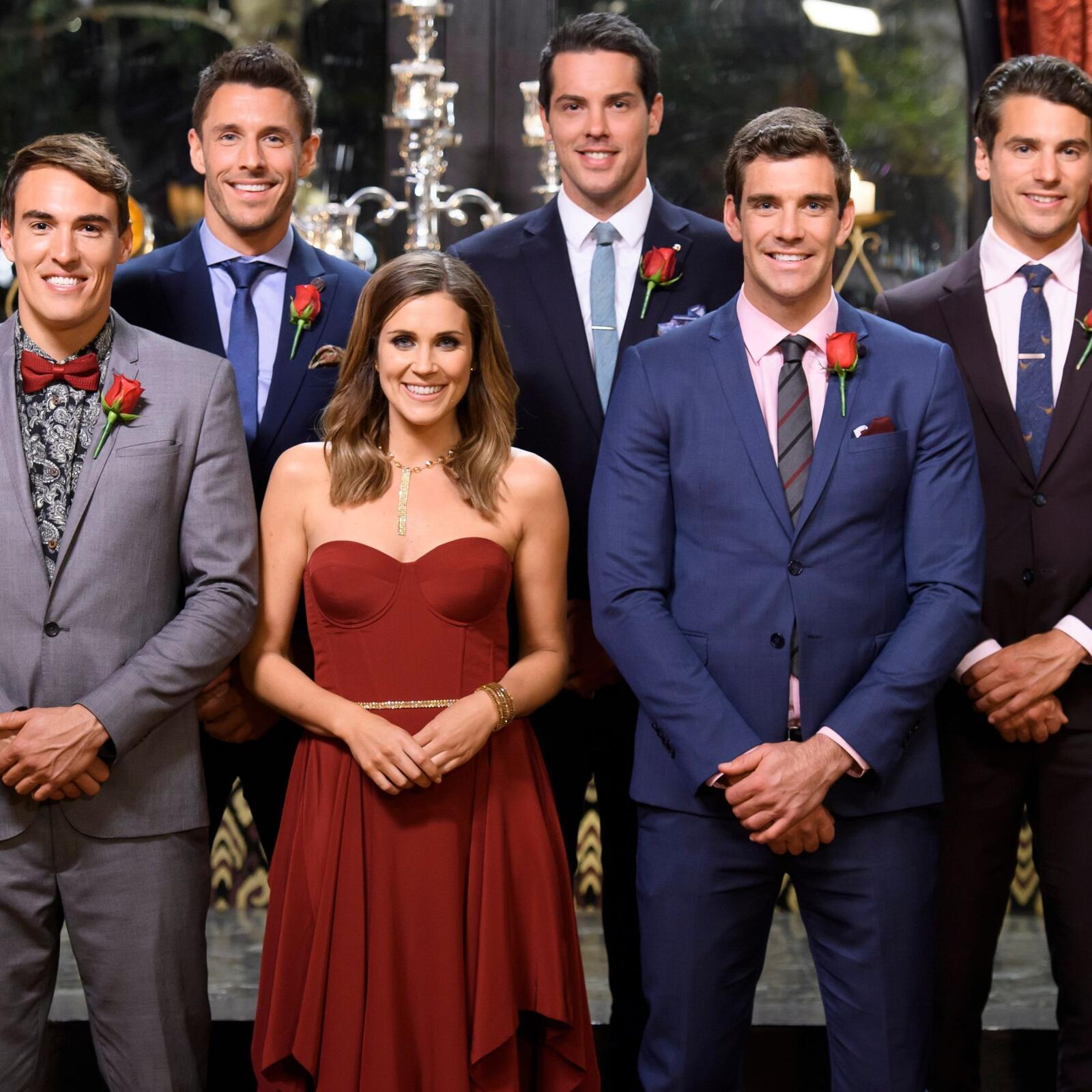 a look at the chance at love in the reality show the bachelor All the 'bachelor in paradise' spoilers him down before he even had the chance to say he is that though it's staged to look like she left of.