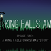 King Falls AM Logo Green Wide Christmas 1
