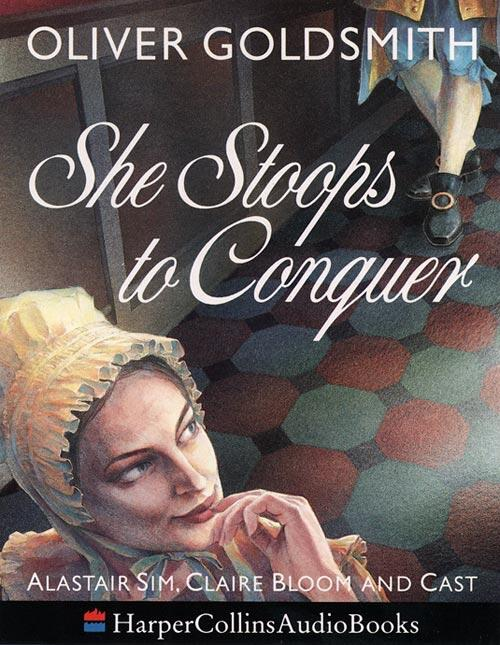 she stoops to conquer male characters