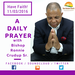 A Daily Prayer with Bishop Crudup Have Faith 11 03 2016