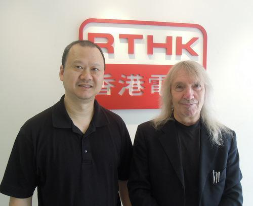 Barry on RTHK