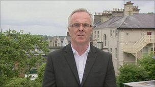 raymond mccartney bbc