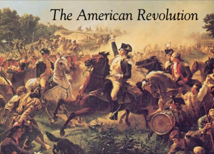 dbq changes after the american revolution