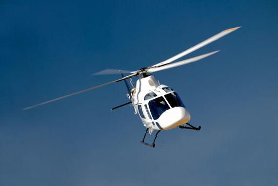 Travel Helicopter