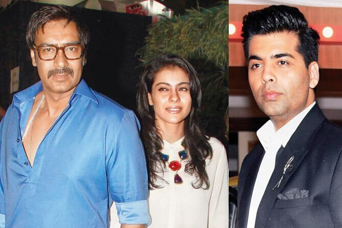 OMG! Did Kajol Finally Made An Insulting Comment About Karan Johar?