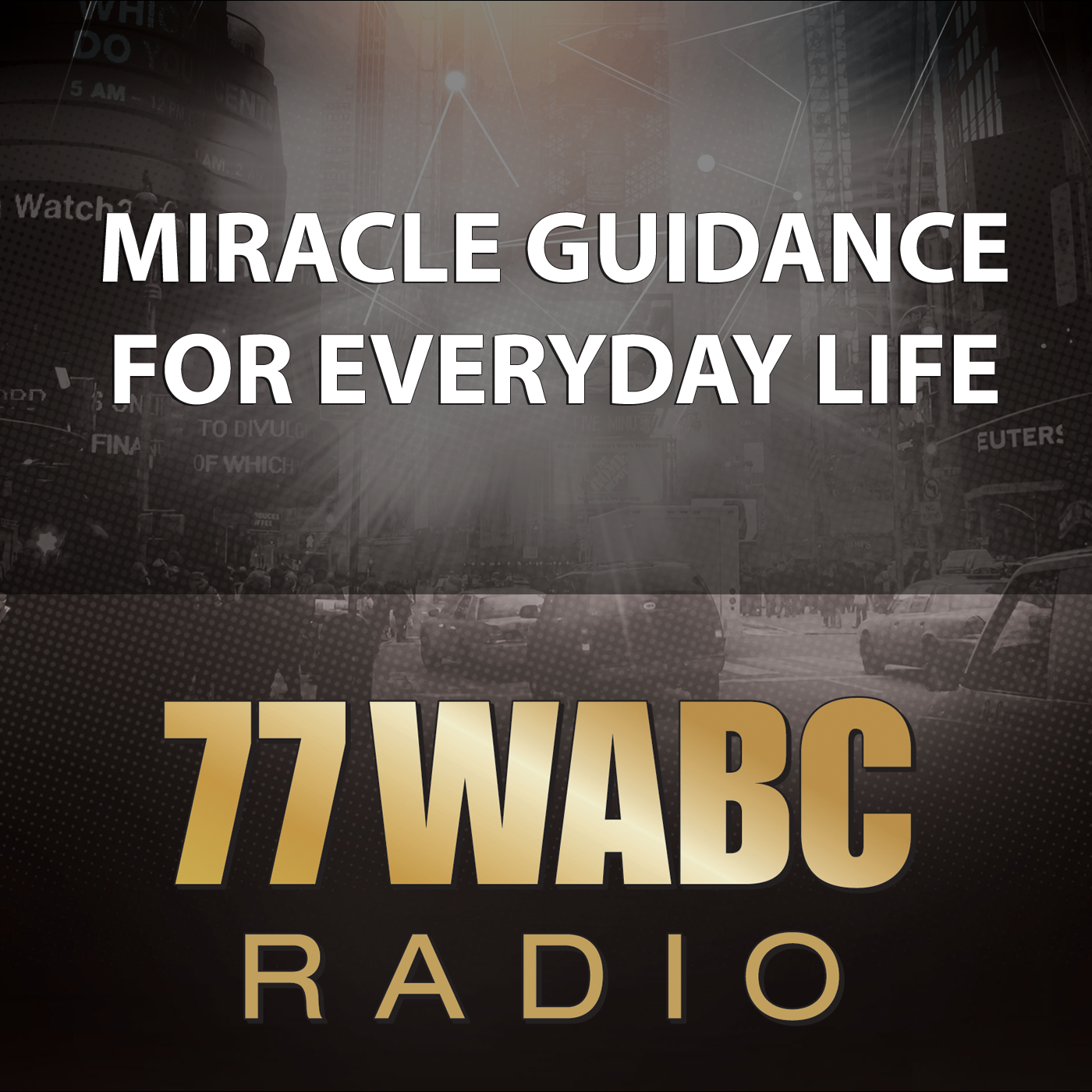 Miracle Guidance for Everyday Life with Dr. Carmen Harra on 77 WABC Radio