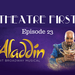 Theatre First Ep.23 Aladdin Melbourne Production AB HQ