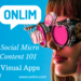 Social-Micro-Content Visual-Apps Tip-7