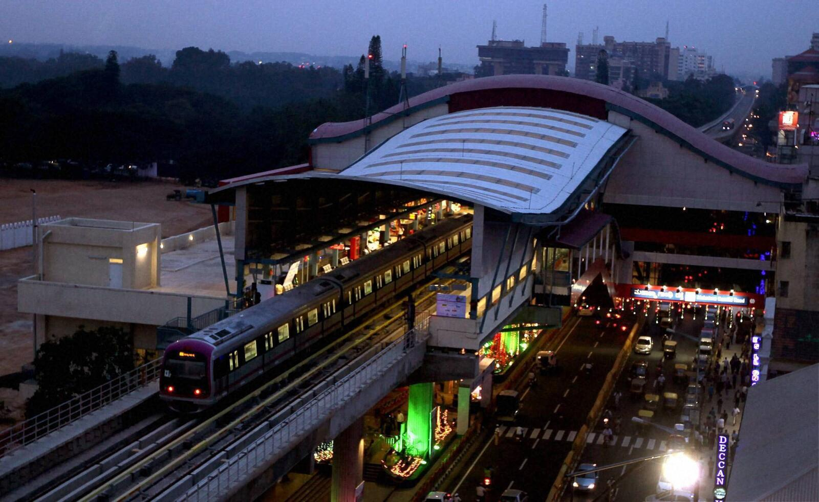 namma metro a study As namma metro, a joint venture between the government of india and the government of karnataka, has case study bangalore metro rail corp ltd.