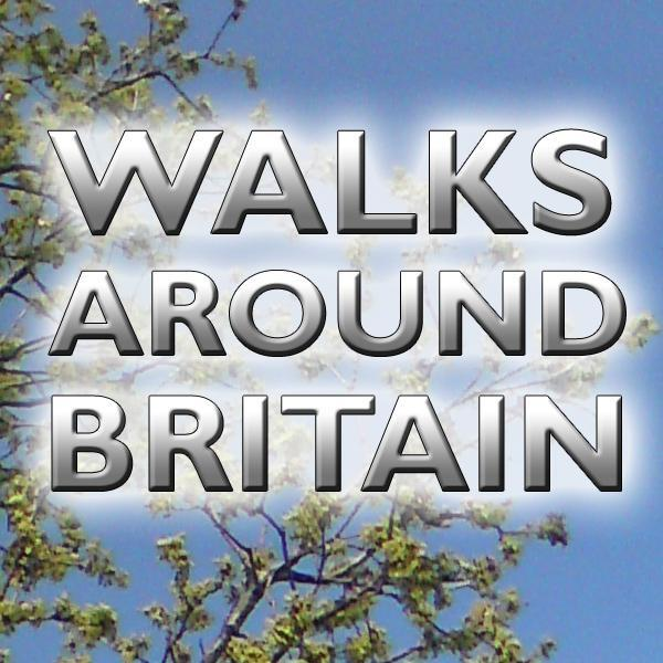 Walks Around Britain web logo - Spring
