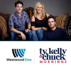 Ty, Kelly and Chuck