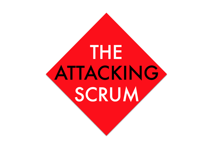 Image result for attacking scrum