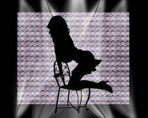 female-silhouette-dancing-on-chair